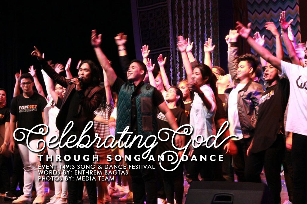 Celebrating God Through Song and Dance